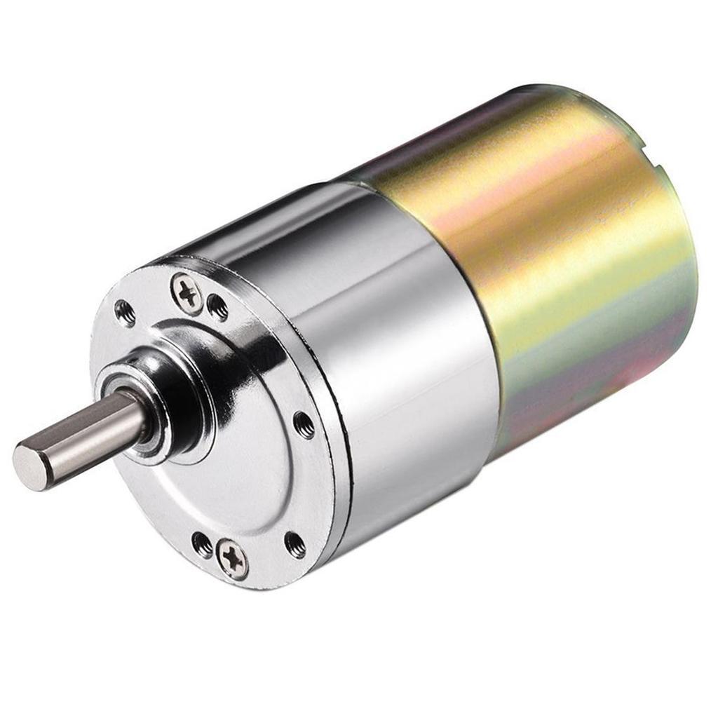 Moteur DC 6/V moteur r/éduction engrenages couple 1 1000/pour r/éducteur pour voiture jouet 10//15//20RPM