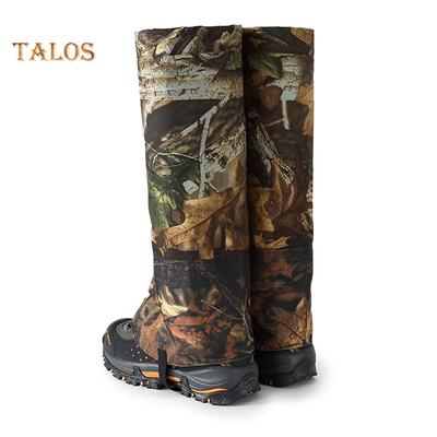 Outdoor Trekking Waterproof Snow Ski Legging Gaiters Shoe Boots Cover Climb