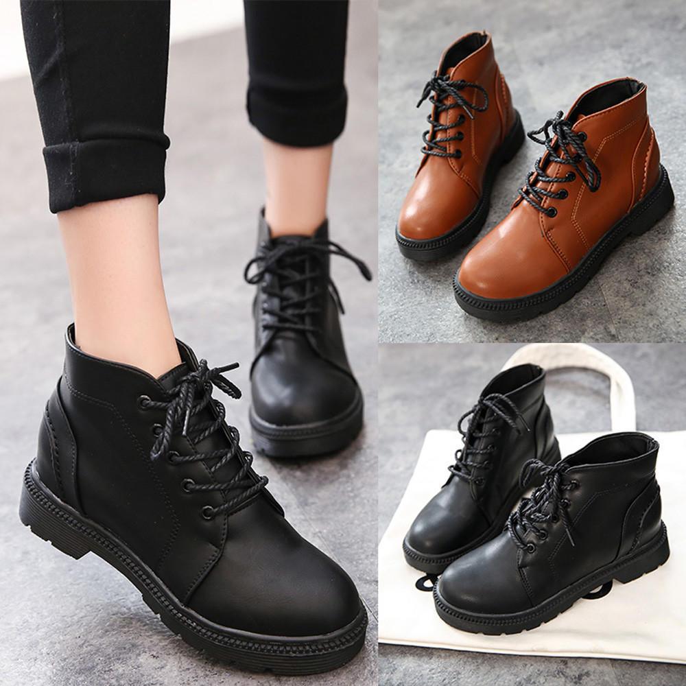 619e224a5e4 Cuatro Con Zapatos Botines Temporadas Mujer Bajo De Tacón Oq1EHpPw ...
