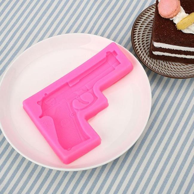 3D Silicone Leaf Fondant Mould Ice Cake Decorating Chocolate Mold Sugarcraft DIY