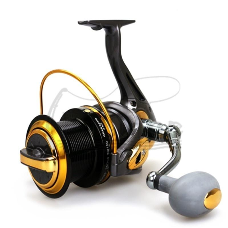 11 Bas Support Roulement à billes Spinning Fishing Reel 5.1 1 saltwater freshwater VITESSE