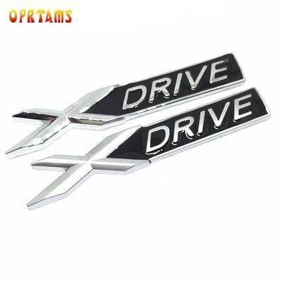 Car Front Grille Logo Emblem Badge,For B M W E46 E90 F20 E60 E39 F10 X1 X3 X4 X5 X6 X7,Auto Head Decoration Refit Bumper Grille Decoration Accessories