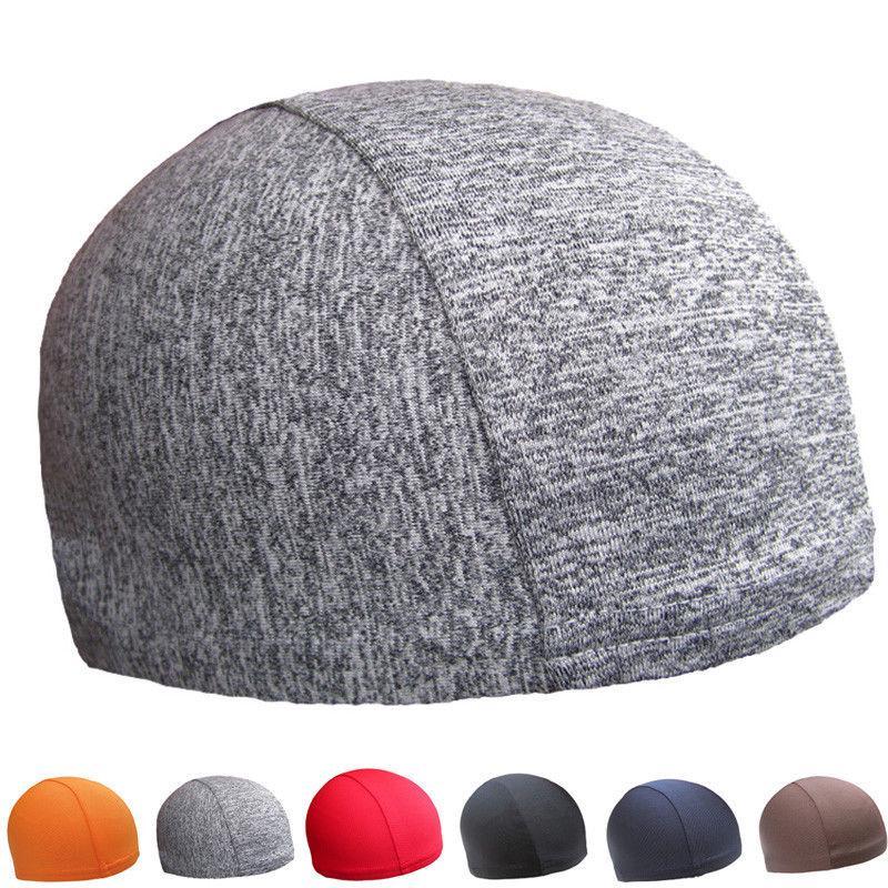 Cycling Fast Drying Head Warmer Brand New Beanie Windproof Helmet Hat Skull Cap