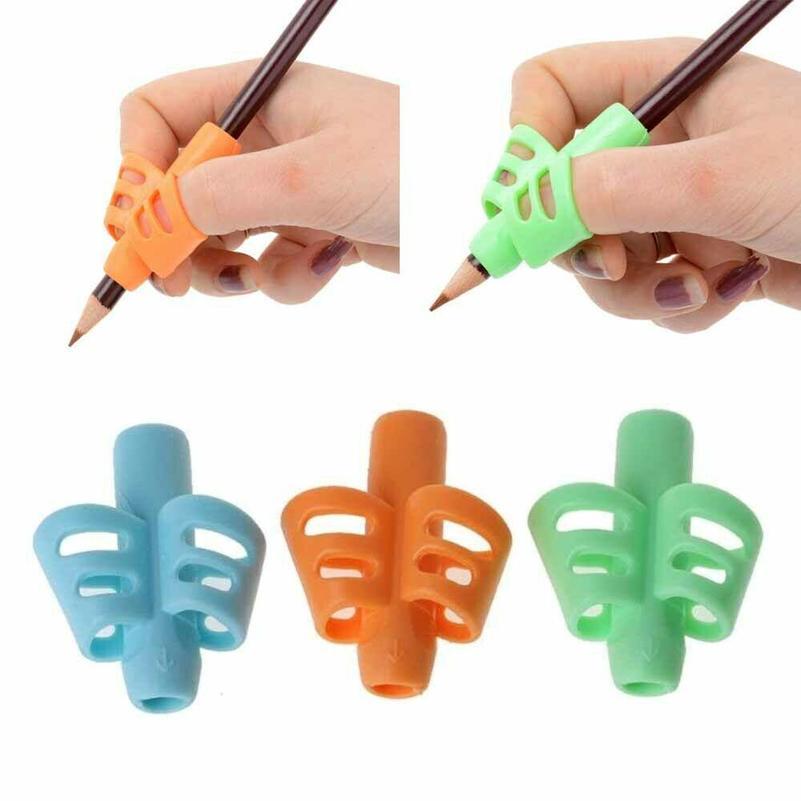 Ручка-самоучка для формирования правильного хвата, для правшей фото