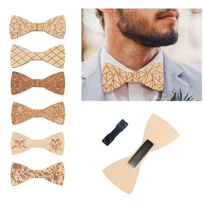 Men/'s Fashion Bowtie Knit Collar Pre-tied Adjustable Beauty Tuxedo Bow Tie G