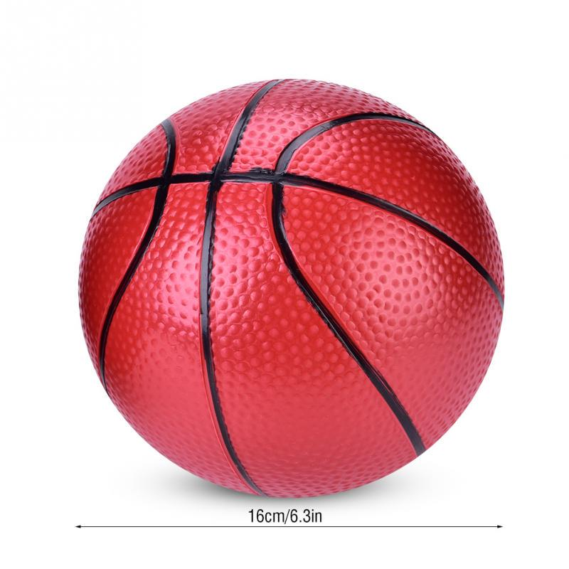 2Pcs Colorful 6/'/' Inflatable Basketball Kids Indoor Outdoor Ball Game Toy