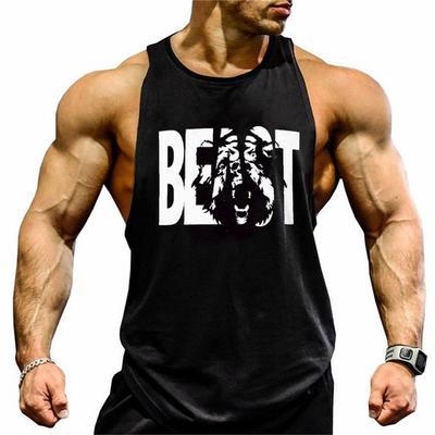 6a587620fbee8 Seven Joe Men s Tank Top gym Bodybuilding Fitness Stringer Sportwears