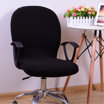 Swivel Chair Seat Cover Spandex Stretch Computer Armchair Protector Home Office