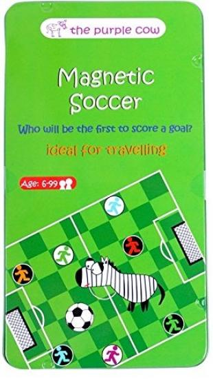 Purple Cow-Around the World Magnetic Game 7290016026993