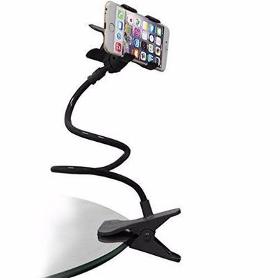Cell Phone Holder Flexible Long Arms Mobile Phone Holder Desktop Bed Lazy Bracket Mobile Stand