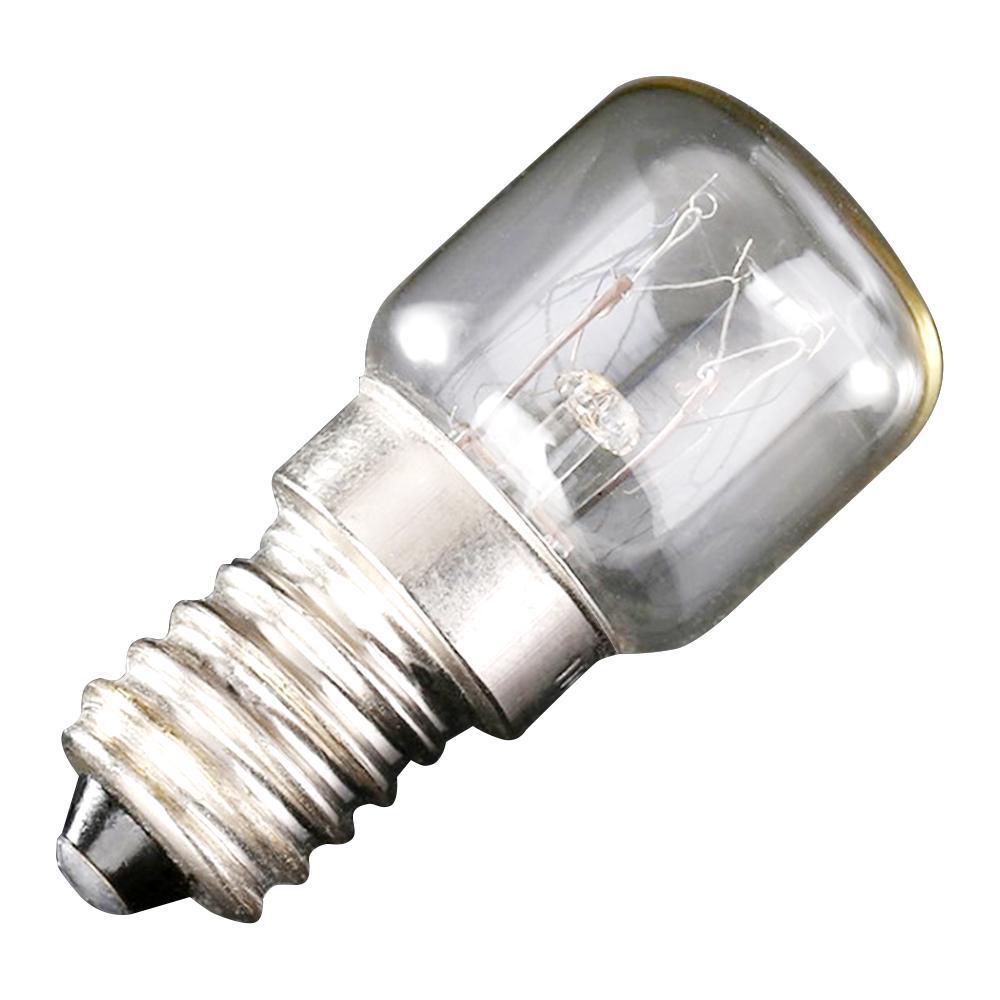 E14 Lampada da forno Lampadina a globo con luce fredda AC220-240V 15W//25W 300°C
