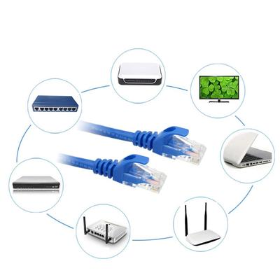 CAT7 RJ45 Lan Cable 0.5m//1m//1.8m//3m//5m//8m//10m//15m CAT7 RJ45 Lan Network Cable Flat Ethernet Cord Value-5-Star
