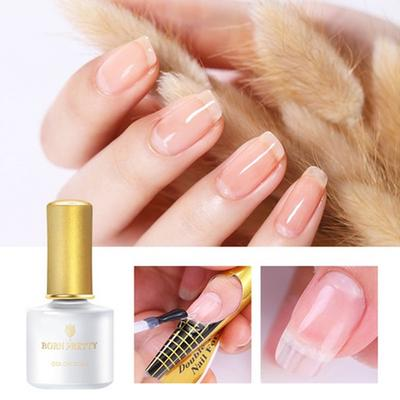 30ml Professional Fast Crystal Nail Extension Glue Manicure Uv Gel For Building Nails Tip Finger Extension Glue Refreshment Nails Art & Tools