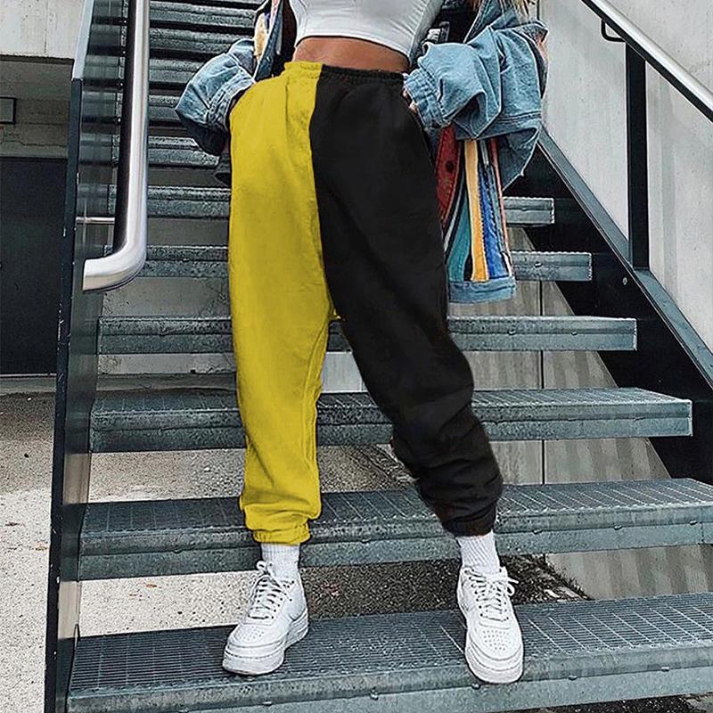 Womens Loose Fitting Oversized Harem Fashion Pants With Pockets  Womans Casual Pants  Unique Pants  Baggy Pants  Harem Pants For Women