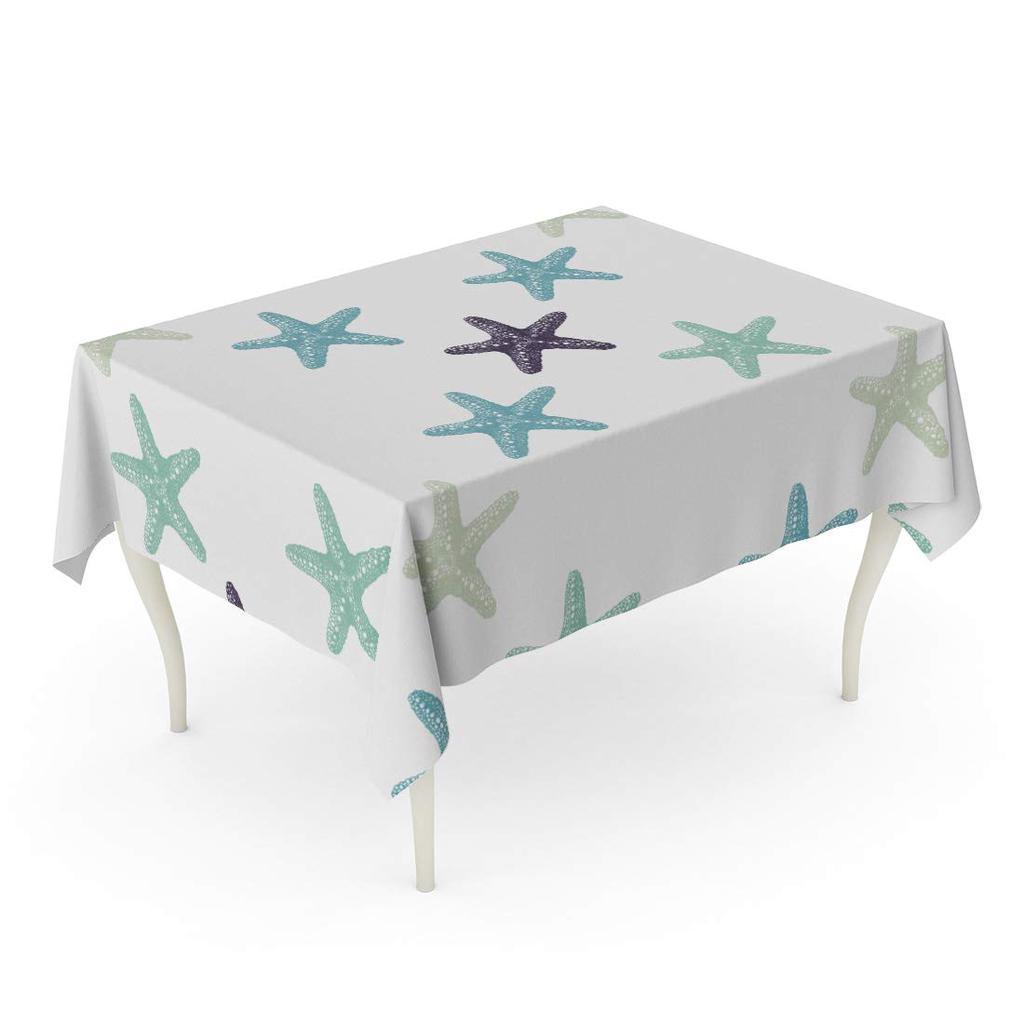 Vintage Tablecloth Pastel