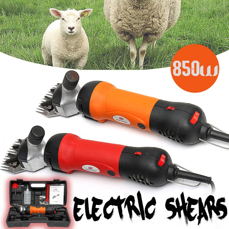 1080W Electric Shearing Clipper Shear Sheep Goats Alpaca Shears Shearing Machine