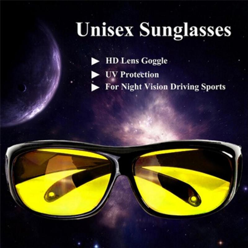 Unisex HD noche visión conducir las gafas de sol agradable sobre envolver  alrededor de vasos - comprar a precios bajos en la tienda en línea Joom e64d5e8a114d