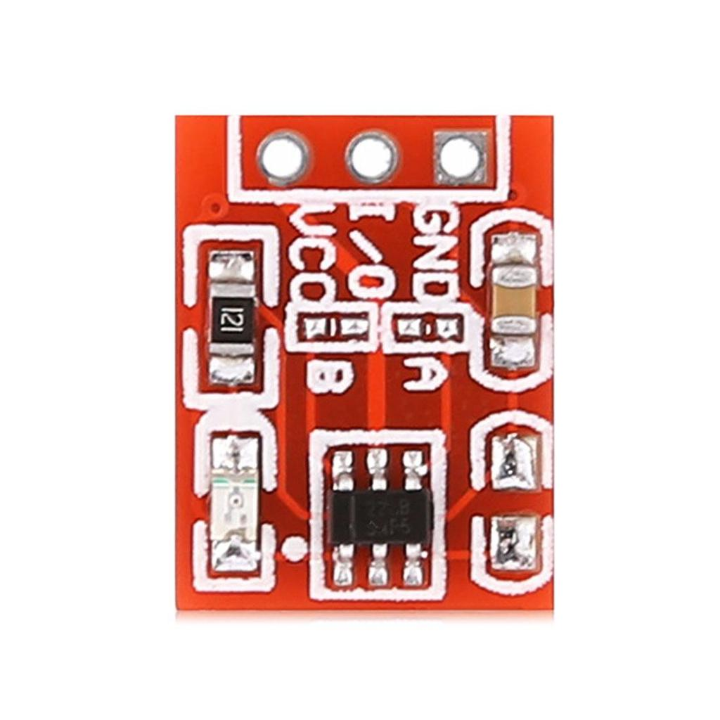 Dtr Wg0097 Ttp223 Capacitive Touch Self Lock Module Switch Button How To Use Wtv020sd Music With Arduino Build Circuit 1 Of 7