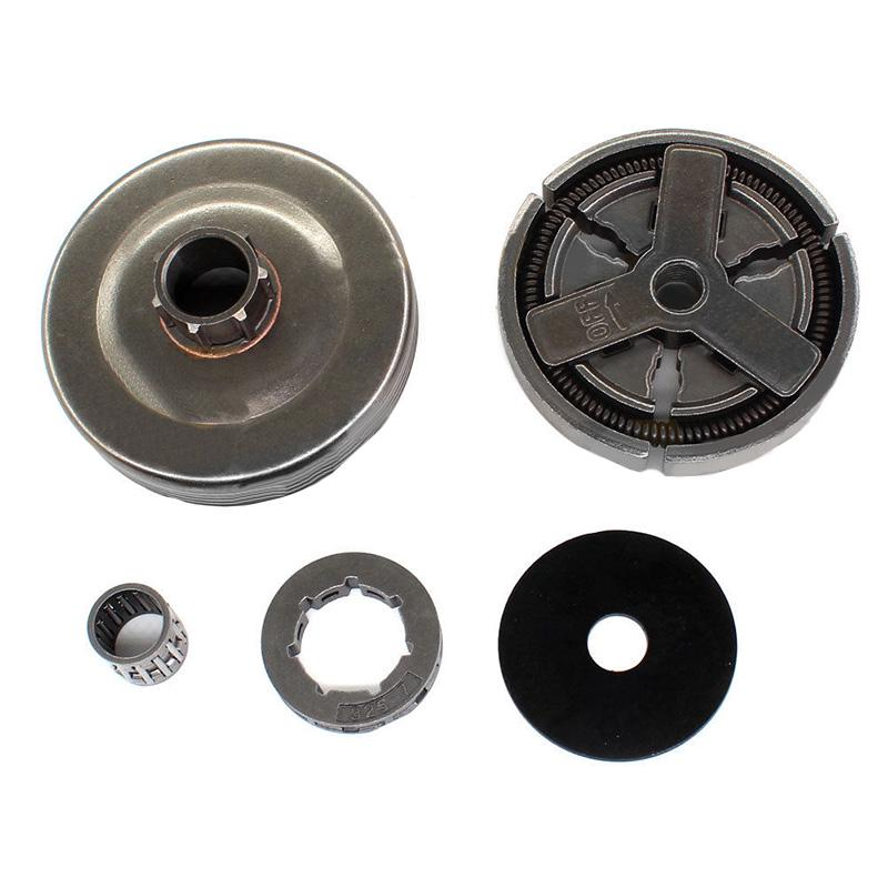 Clutch Drum Sprocket Kit with Needle Bearing For 4500 5200 5800 Chainsaw