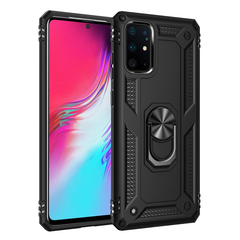 Coque iPhone X Superbe Rose Gold iPhone Max 6 Fiber Carbone Doigt support anneau Samsung Note 9 Note S9 S8 Cas