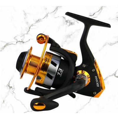 13BB High Strength Metal Right Left Saltwater Fishing Spinning Reel AX 500-9000