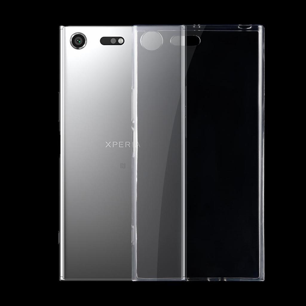 0,75 мм ультра-тонкий прозрачный ТПУ покрытие кожи задней оболочки для Sony Xperia XZ премиум – купить по низким ценам в интернет-магазине Joom