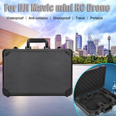 Waterproof Compact Travel Storage Hard Case Box For DJI Mavic mini RC Drone NEW