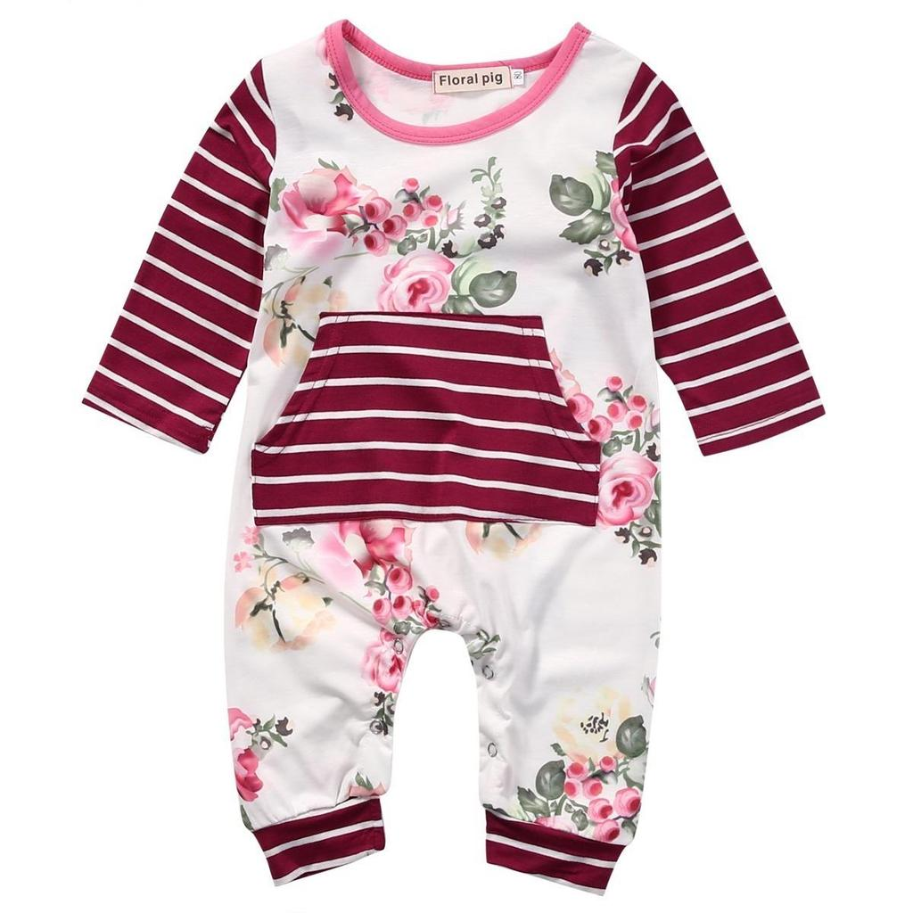 UK Stock Summer Kid Baby Girl Unicorn Romper Sunsuit One Pieces Jumpsuit Outfit