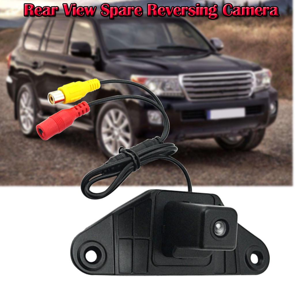 Car Camera Rear View Paking CCD for Toyota land Cruiser Prado On Spare Tire