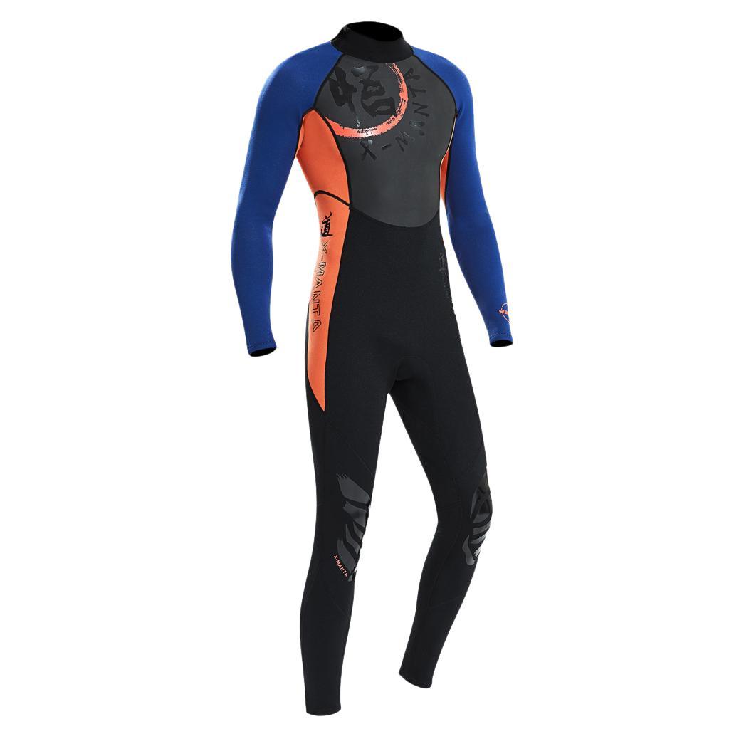 Details about  /New 3mm Neoprene Men/'s Back Zip Shorty Wetsuit Scuba Diving Suit Rash Guard
