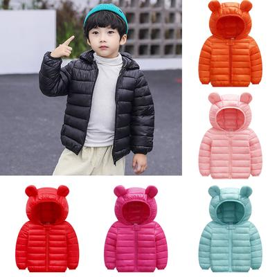 ARAUS Baby Infant Girls Boys Warm Long Sleeve Dinosaur Hooded Zip Cloak Jacket Thick Coat