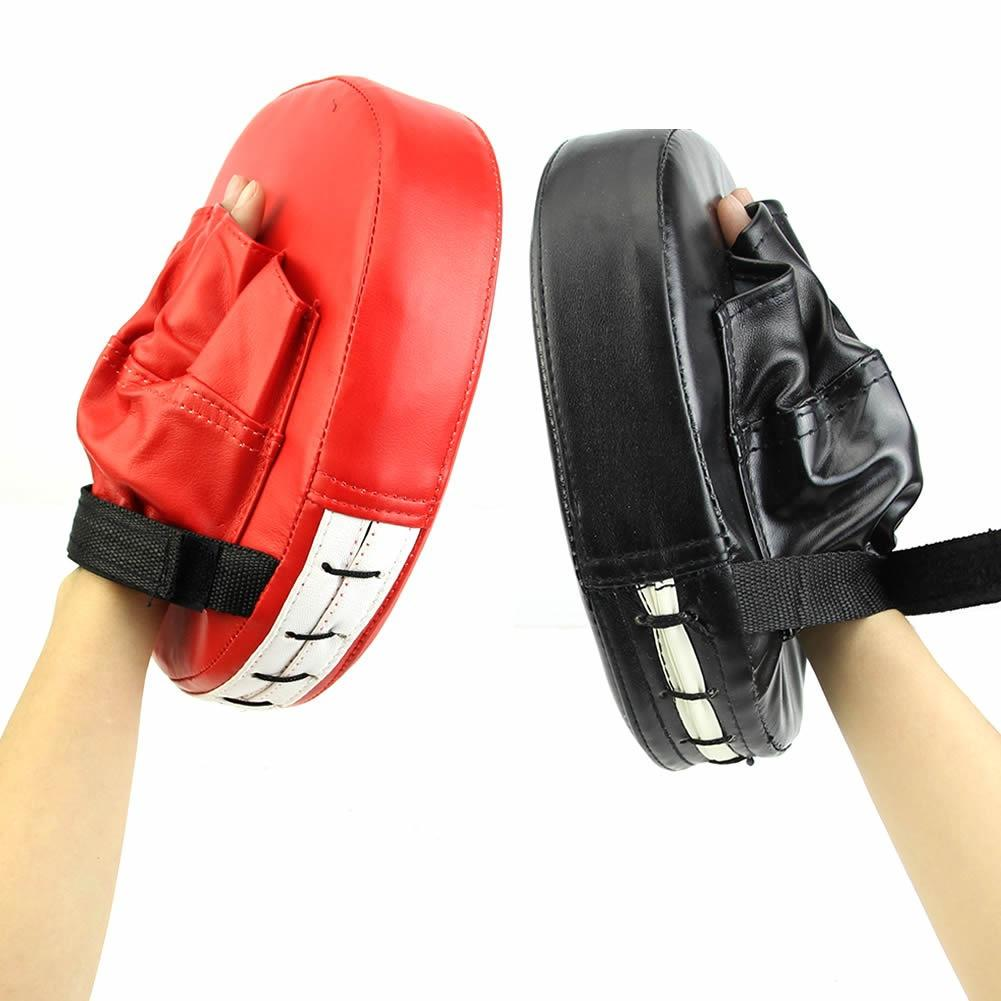 Details about  /1 Pair Karate Mitts Sparring Gloves Thai Muay Training Martial Arts Punch Gear