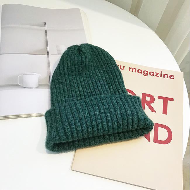 Joker Handmade knitted slouchy baggy hat