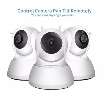 HD 1080P 1 7mm Fisheye Panoramic Security CCTV Camera Home