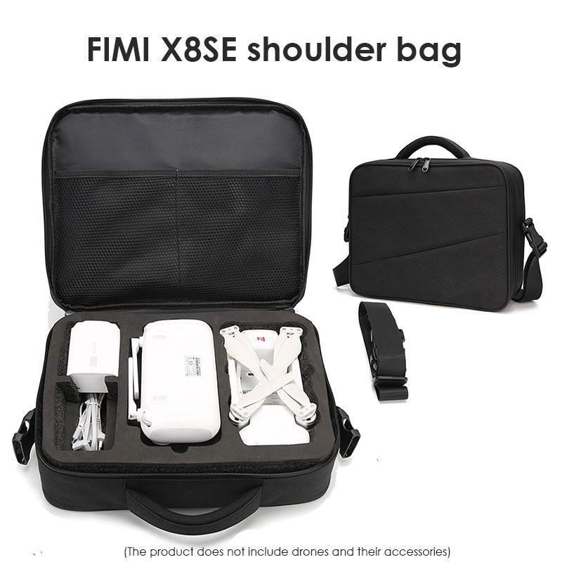DUS Tasche Case Rucksack f/ür Xiaomi FIMI X8 SE Drone