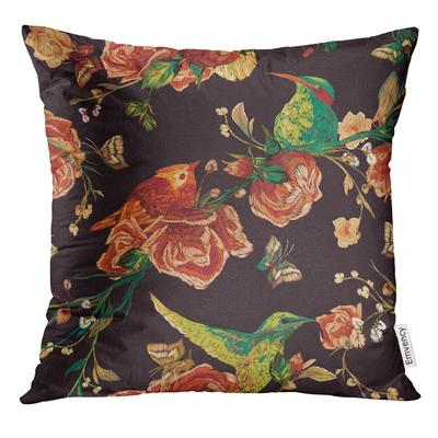 Japanese Kimono Floral Bird Asian Oriental Culture Japan Peony Butterfly Pillow Case Cover 16x16inch 40x40cm Buy At A Low Prices On Joom E Commerce Platform