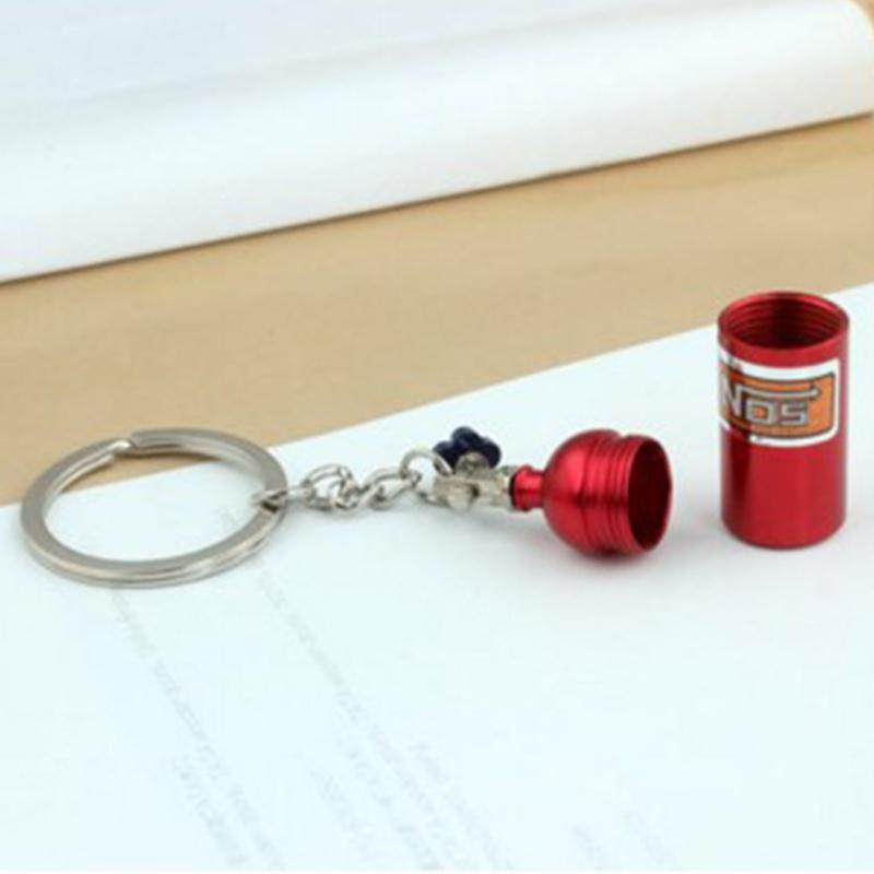 6 x Survival Whistle Aluminum Alloy Key Chain Outdoor Emergency Sports Campin~GN