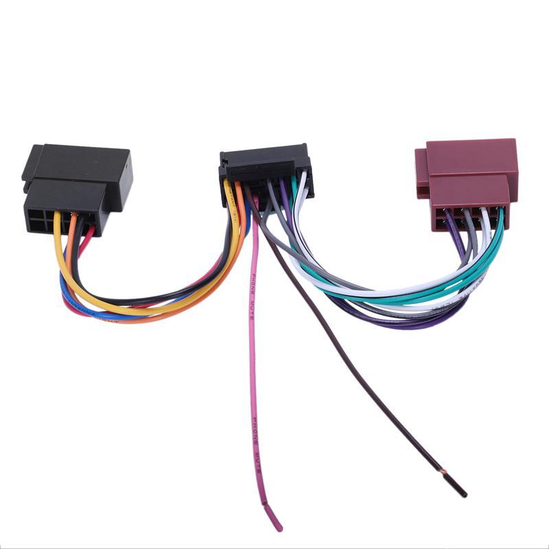 16pin Car Stereo Radio Harness For Sony, Sony Xplod Radio Wiring Diagram