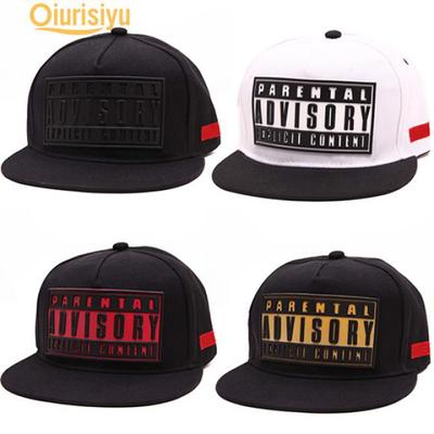e60edfed76cfe Snapback Brand Parental Advisory Hip Hop Baseball Cap Summer Casual ...