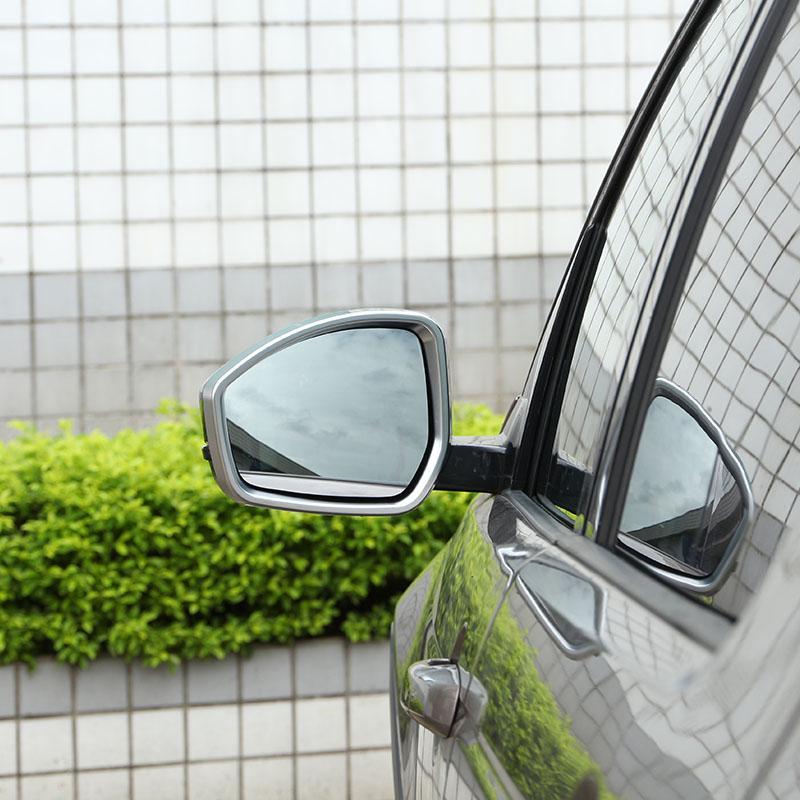 para Range Rover Sport 2008-2013 moldura de Puerta cromada para Freelander 2 2010-2015 para Discovery 4 2010-2016