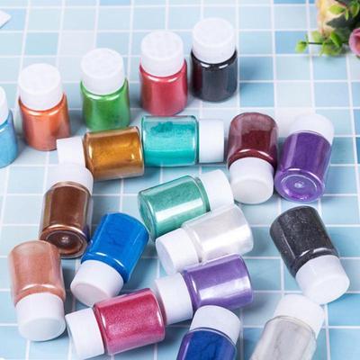Natural Mica Powder Pigment Soap Candle Colorant Dye Powder B1K2