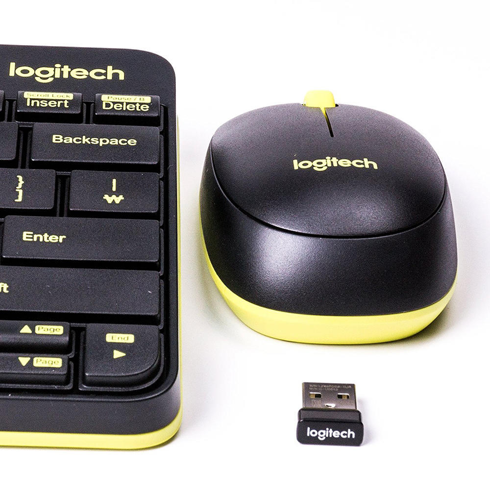 Logitech Mk240 Nano Mini 24g Wireless Keyboard Mouse Kit Plug And Kombo Play 1000dpi Spill Proof Buy At A Low Prices On Joom E Commerce Platform