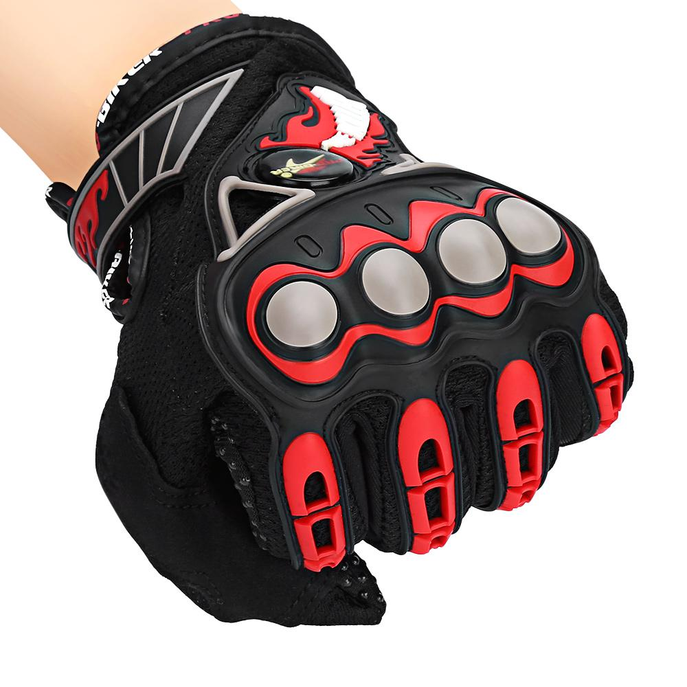 23 Motorcycle Motorbike Powersports Anti-Slip Racing Gloves PROBIKER MCS