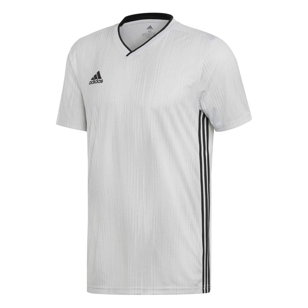 Adidas Tiro 19 Jsy T-shirt Men, Black / White, Fr: Xs (manufacturer Size: 5-6y) 0ag0n   #adidas Dp3537