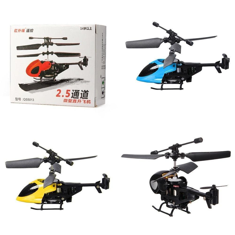 Mini Nano Remote Control RC Radio Helicopter Gift Toys for Kids Micro Drone Gift