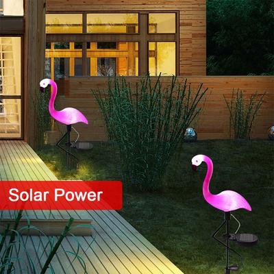 25Pcs Resin Flamingo Miniature Dollhouse Bonsai Garden Home Landscape Decor