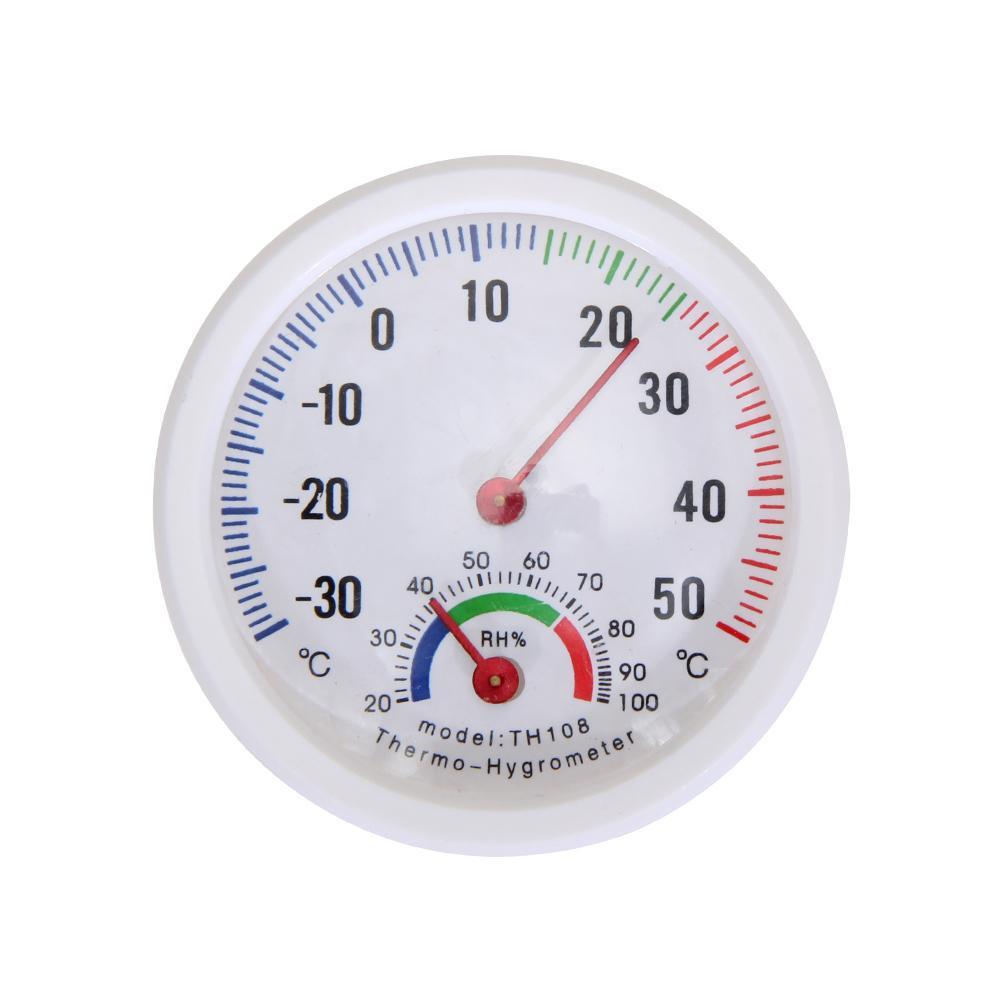 Крытый Открытый термометр температуры метр гигрометр Влажность будильник образный – купить по низким ценам в интернет-магазине Joom