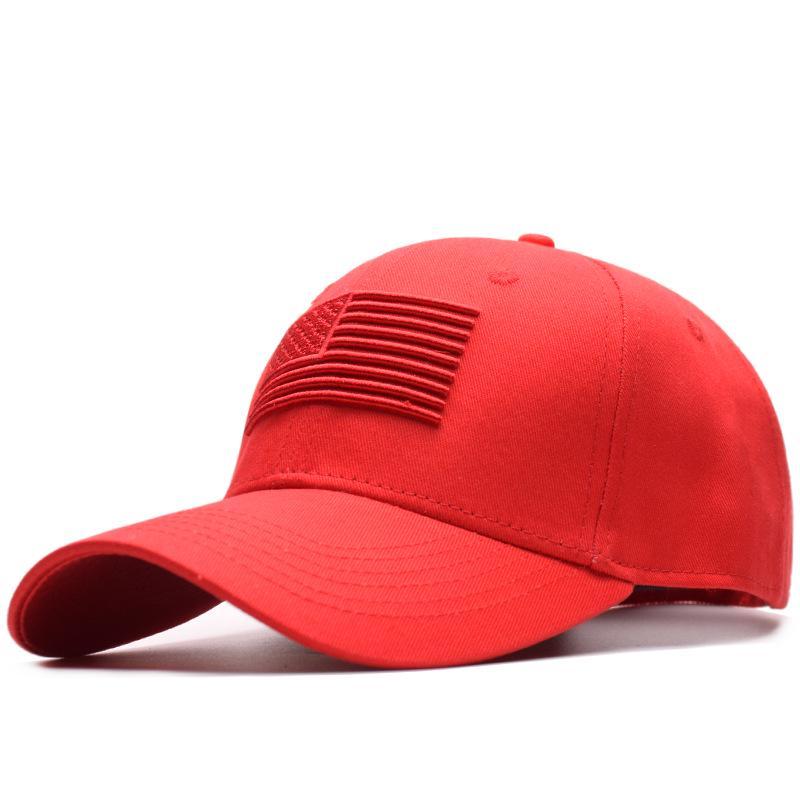 US American USA Drapeau Casquette De Baseball Camionneur Armée Tactique Hip Hop Camouflage papa Hat