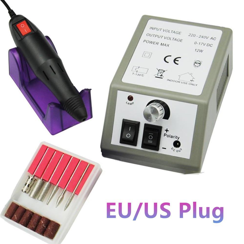 ЕС разъем электрические Маникюрный набор бит электрические пилочка аксессуар пилочка профессиональный сверлильный станок электрические системы электрические расчеты программирование и оптимизация режимов