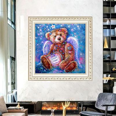 5D DIY Diamond Embroidery Crystal Rhinestone Cross Stitch Handmade Mosaic Paintings Arts Craft for Home Wall Decor 12X16inch//30X40CM Colorful Waterfall Full Drill Diamond Painting by Number Kits